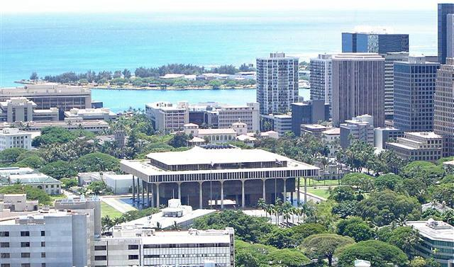 Hawaii Capitol Center